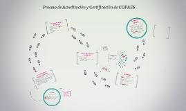 Copy of Proceso de Acreditación y Certificación de COPAES