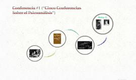 Conferencia #1