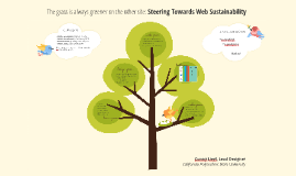 Steering Towards Web Sustainability