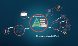 El virreynato del Perú