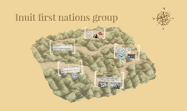 Inuit first nations group