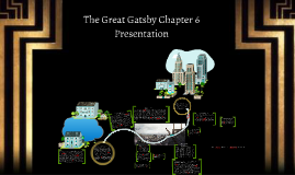 Copy of The Great Gatsby Chapter 6 presentation