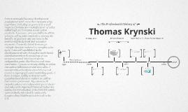 Timeline Prezumé by Tom Krynski