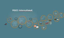 PIDES International.