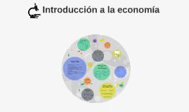 Tema 01. Introducción a economía