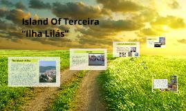 Copy of Island Of Terceira