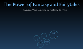 Copy of Copy of The Power Of Fantasy and Fairytales