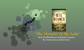 The Monster in the Lake from The Kite Runner by Khaled Hosse