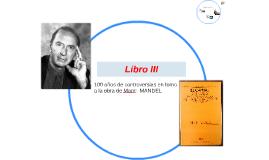 LIbro III