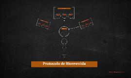 Protocolo de Bienvenida