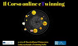 Il Corso online eTwinning