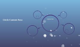 Circle Content Area