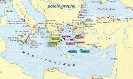 città-stato nell'antica grecia