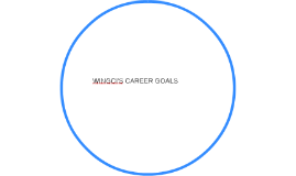 WINGCI'S CAREER GOALS