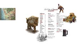 Lost Mine of Phandelver Infographic