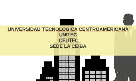 UNIVERSIDAD TECNOLÓGICA CENTROAMERICANA         UNITEC