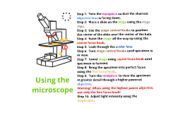 Copy of Microscope Introduction