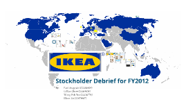 hr strategy for ikea Creating value through hr hr strategy 2 hr strategy and hr strategies and the identification of the unique needs and requirements associated with each customer.