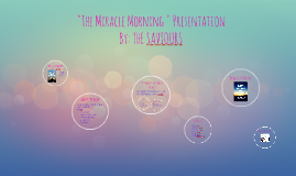 Copy of The Miracle Morning