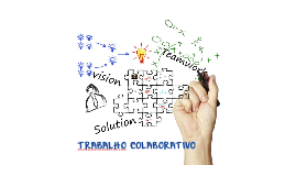 O que é o trabalho Colaborativo?