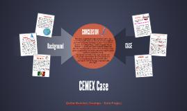 CEMEX Case