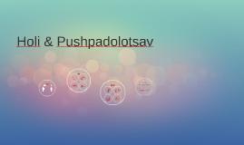 Holi & Pushpadolotsav