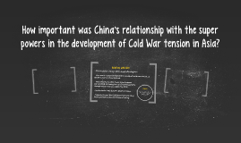 Defensive Perimeter Strategy and China's fall to communism e