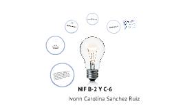 NIF B2 Y C6