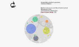 Standardizing Medical Laboratory