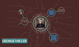 GEORGE MILLER Film Director Case Study