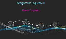 Assignment Sequence II