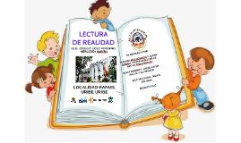 LECTURA DE REALIDAD LFMN
