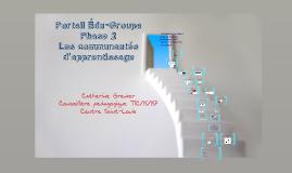 Portail Édu-Groupe phase 2 - Les communautés d'apprentissage
