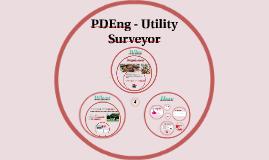 Copy of PDEng - Utility Surveyor