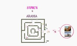 SUMER & ARABIA