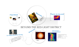 Copy of Infrared Radiation- More than your eyes can see!