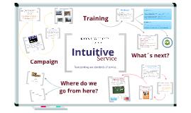 Intuitive Service Presentation