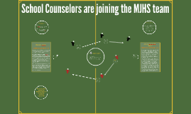 School Counselors are joining the MJHS team