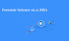 Forensic Science 16.12 DBA