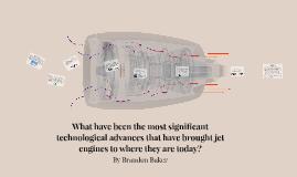 Advances in Jet Engines-Capstone