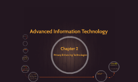 Copy of Privacy Enhancing Technologies