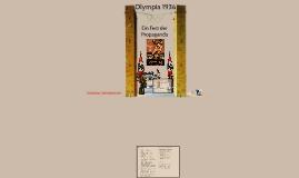 Olympia 1936 - Ein Fest der Propaganda?
