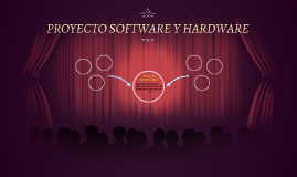 PROYECTO SOFTWARE Y HARDWARE