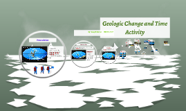 Copy of Geologic Change and Time Activity