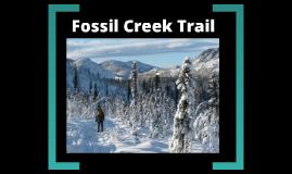 Fossil Creek Trail