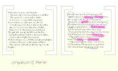 Poetry Comparison