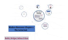 Modern Romance: Chapter 2