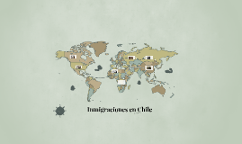 Emigraciones en chile