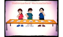 Stationenarbeit