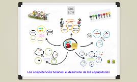 Las competencias básicas: el desarrollo de las capacidades